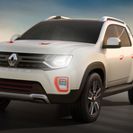 Duster Oroch, a futura pick-up média da Renault