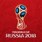 O logo da Copa do Mundo de 2018 !!!