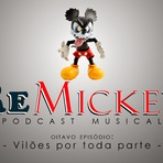 Podcast musical sobre vilões Disney