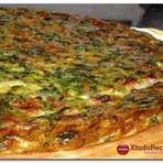 Culinária - Receita Torta de Espinafres e Requeijão