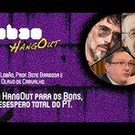 Política - Um HangOut do Lobão com Professor Olavo de Carvalho