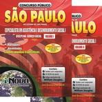 Concursos Públicos - Apostila Concurso Prefeitura de São Paulo 2014 - Especialista em Assistência e Desenvolvimento Social I