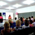 Saúde - Encerrando as atividades em comemoração ao Outubro Rosa, Departamento de Saúde promove 2ª Oficina de Prevenção ao Câncer