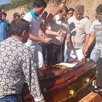 Vítimas do acidente com estudantes são enterradas em Borborema