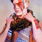 Ilustradores de moda usam lápis e aquarela em desenhos incríveis