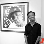 Jay Adams tributo com exposição de fotos.