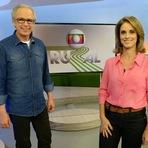 Globo Rural tem pior audiência e perde para o SBT