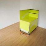 Uma caixa que vira mobília para o seu quarto inteiro
