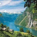 Curiosidades - Paisagens bucólicas da Noruega!