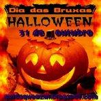 31 de outubro Halloween!