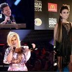 Entretenimento - Prêmio Multishow 2014: Canal conserta erros da edição anterior com espetáculo de mais de duas horas!