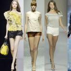 Shorts fashion para o verão