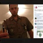 Ex-tenente publica foto com suposta bala de fuzil e ameaça Dilma: 'É pra vc'