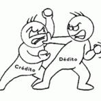 Debito e Credito que tal entender alguns conceitos