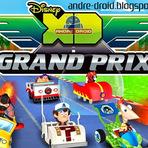 Downloads Legais - Disney XD Grand Prix APK v1.5 [Normal + Mod Money]