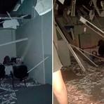 Violência - Quadrilha explode dois caixas eletrônicos em Campo Redondo