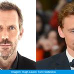 Hugh Laurie e Tom Hiddleston juntos em nova série da BBC