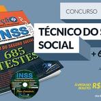 Concursos Públicos - Apostila Técnico do Seguro Social INSS 2014