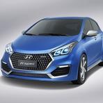 HB20 R-Spec: a possível evolução do Hyundai