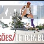 Leticia Bufoni - Gata de Bota.