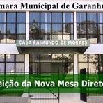 CÂMARA DE GARANHUNS ELEGE HOJE SEU NOVO PRESIDENTE