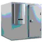 Câmara frigorífica fria - Solution Inox