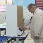 Video mostra Sarney aliado de Dilma, votando em Aécio
