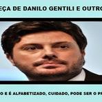Violência - PT quer a cabeça do comediante Danilo Gentili e de outros jornalistas