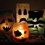 Festa De Halloween Decoração Barata