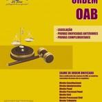 Apostila Concurso Ordem dos Advogados do Brasil (OAB)  EXAME DE ORDEM 2015 Edital.