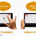 Tecnologia & Ciência - Empresários Surdos desenvolve tablet que interpreta gestos(video)