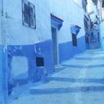 Chefchaouen, a cidade azul