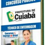 Concursos Públicos - Apostila Concurso Prefeitura de Cuiabá-MT SMS 2014