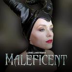 Maleficent Makeup - Danielle Martins