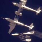 Tecnologia & Ciência - Nave espacial da Virgin Galactic se acidenta em voo teste nos EUA