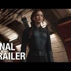"""Cinema - Trailer de """"Jogos Vorazes: A Esperança - Parte 1"""""""
