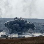 Em outubro, 6 mil pessoas morreram por conflitos na Síria