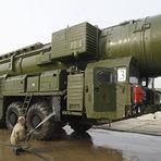 Rússia efetua com sucesso teste de míssil intercontinental
