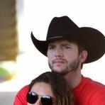 Ashton Kutcher traiu Mila Kunis com maquiadora