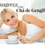 Chá de gengibre para você emagrecer com saúde