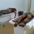 Violência - Policiais militares da CIPE-Caatinga entram em confronto com assaltantes e apreendem armas, munições e dinheiro roubado