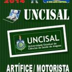 Apostila Concurso Publico Uncisal Artifice Motorista 2014