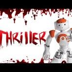 Robô dançando Thriller