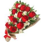 Buque de rosas, sutileza de emoções
