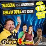 Confira as Atrações da Festa do Padroeiro da Serra da Tapuia Dia 15 de novembro,