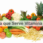Pra que serve a Vitamina C?