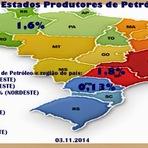 Norte e Nordeste estão entre os maiores produtores de PETRÓLEO do Brasil