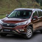 Novo Honda CR-V chega em 2015