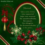 Mensagens de Feliz Natal Especial Fim de Ano