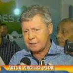 Arthur Virgílio: Show de Política!